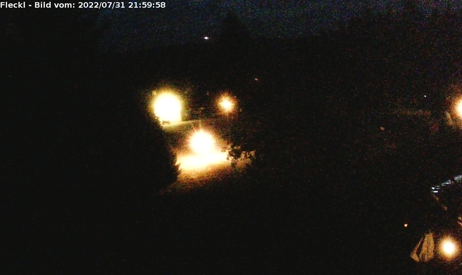 Webcam Fichtelgebirge Fleckl