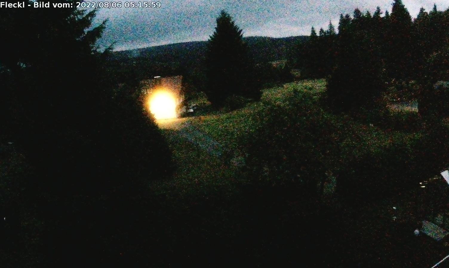 Webcam in Fleckl Fichtelgebirge Bayern