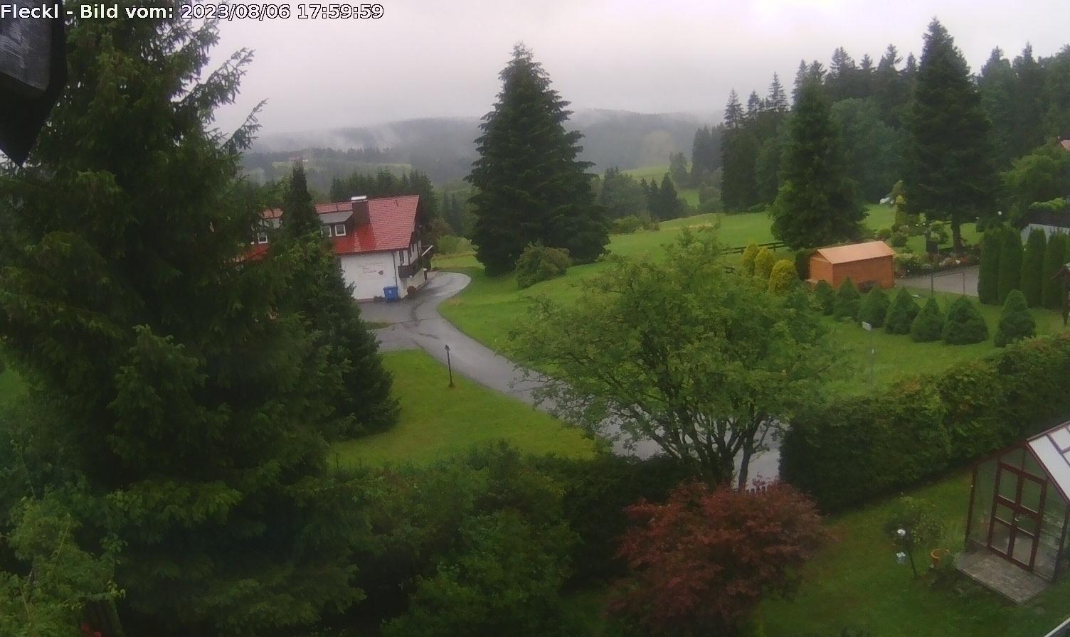 Webcam Skigebied Oberwarmensteinach cam 2 - Fichtelgebergte