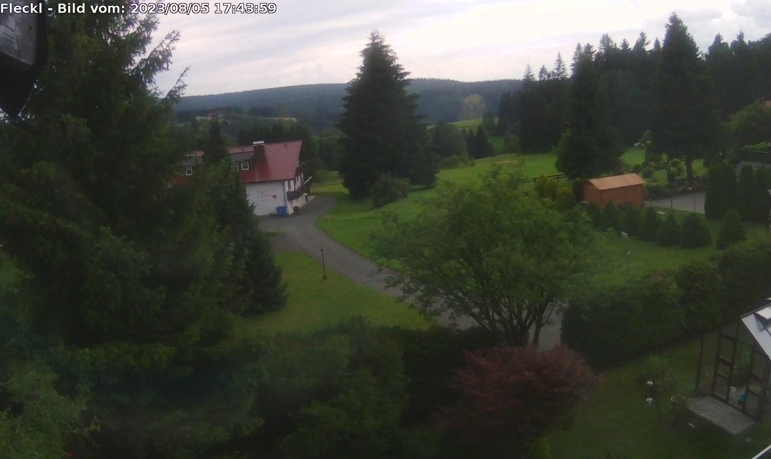 Webcam Skigebiet Oberwarmensteinach cam 2 - Fichtelgebirge