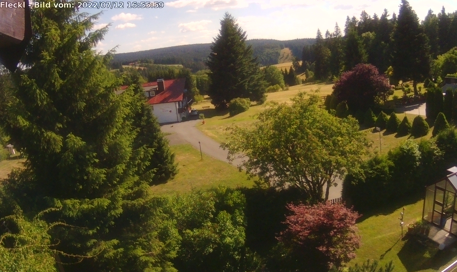 Webcam in Fleckl