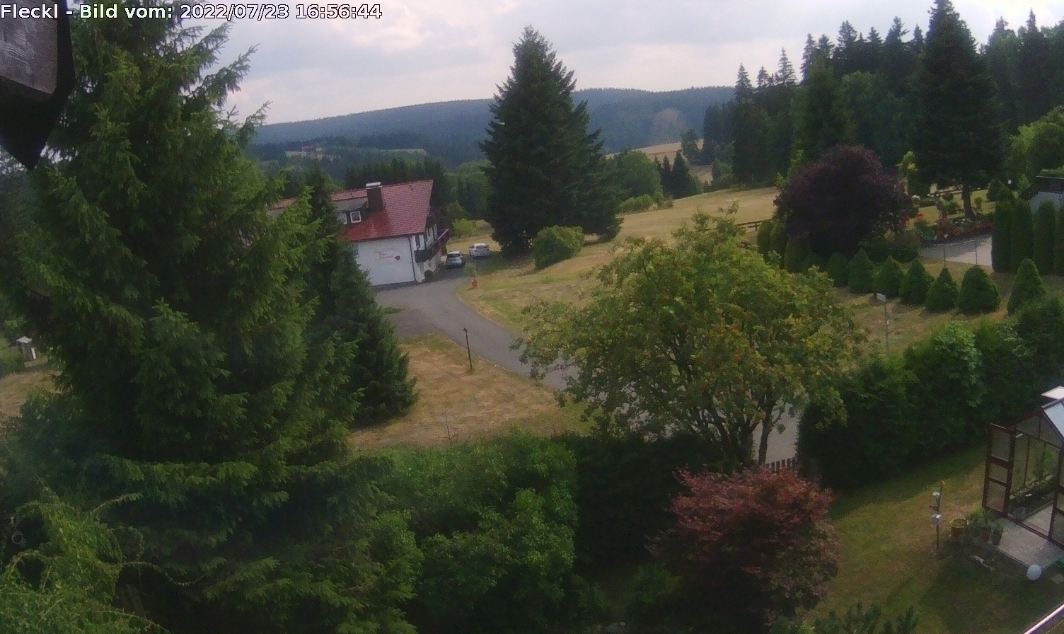 Webcam Fleckl Warmensteinach